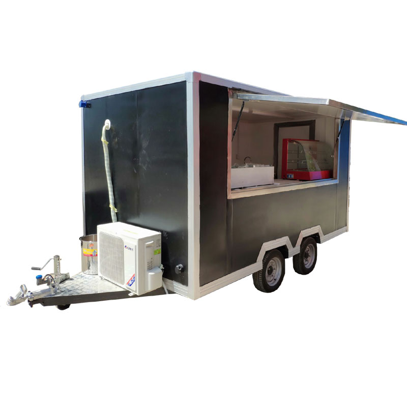 Commercial Mobile Street Fast Food Cart/Food Concession Trailer/Ice Cream Food Truck