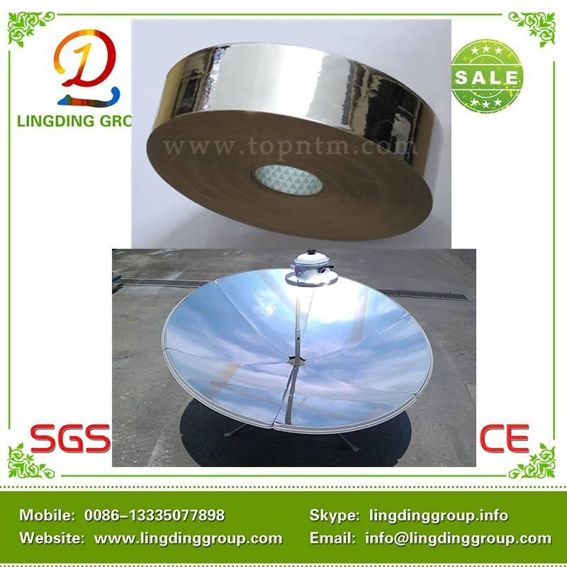 Self-Adhesive Reflective Vinyl Material