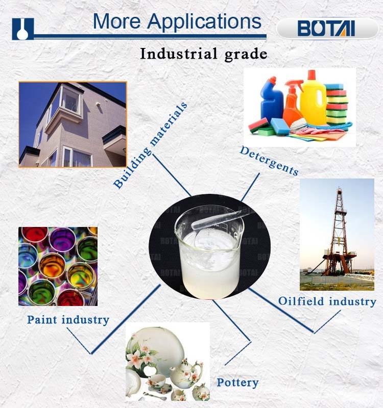 Chemical plant hydroxypropyl methyl cellulose hpmc price