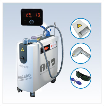 Beauty and Skin Care Equipment, Hair Removal Laser EVO-808