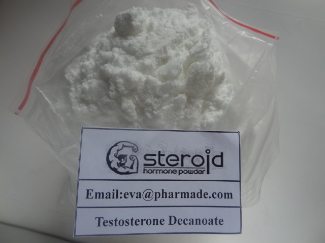 Testosterone Decanoate Steroid Powder CAS No.: 10161-34-9