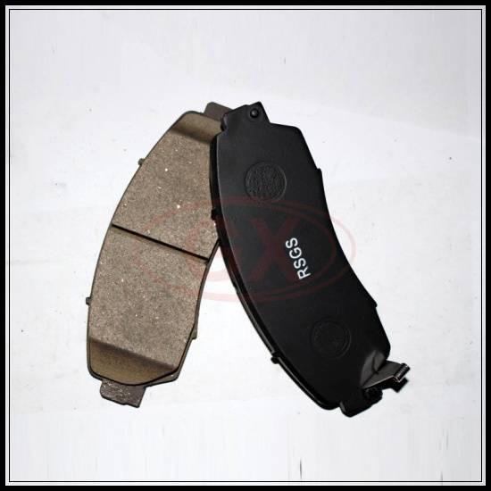 Auto Brake Pads D787 Honda Accord 2.4 Disc brake ceramics