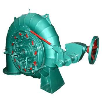 Hydraulic turbine system
