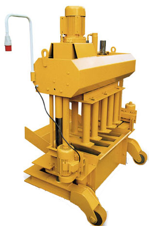 BLOCK MAKING EGG LAYING MACHINE MODEL: 100-150B/H