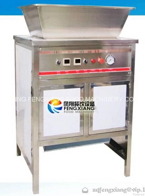 FX-128-2 CE approved double barrel garlic peeler garlic peeling machine large type