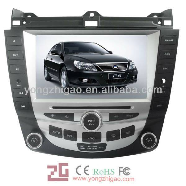 "8"" car dvd gps navigation for BYD-F6 with entertainment function"
