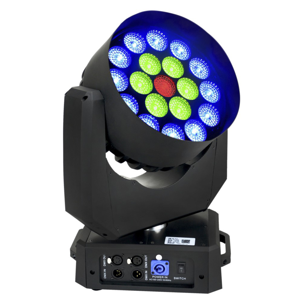 VIKY MS-1019Z LED stage moving head light for disco,music bar,theater