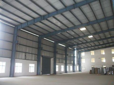 High quality Q235B steel structure workshop