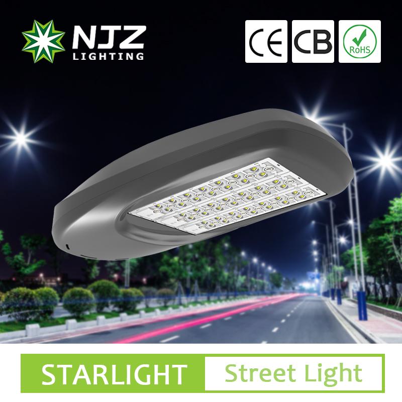 Module SMC Polymer Body Material IP67 30W 40W 60W 90W 120W LED Street Light