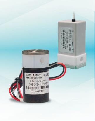 High temperature& high pressure chemical inert solenoid valve