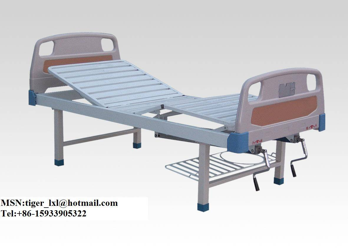 Double shakes patient bed A-51
