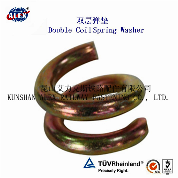Double Washer/ Double Spring Washer/ Double Coil Spring Washer