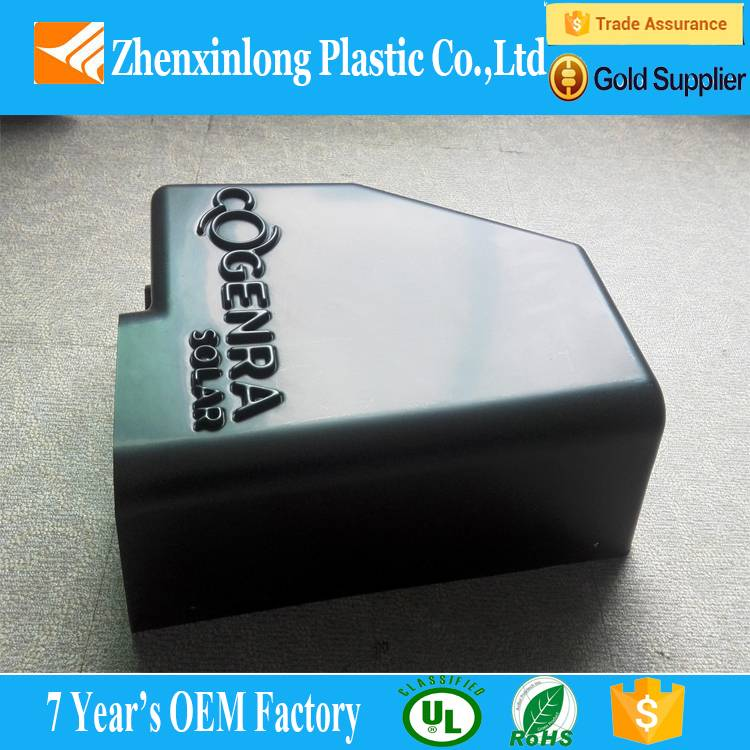 Professional vacuum thermoform grossy shell/black cover