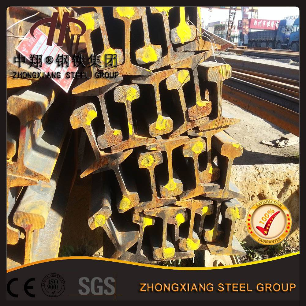 high qulity China 18kg/m light steel rails