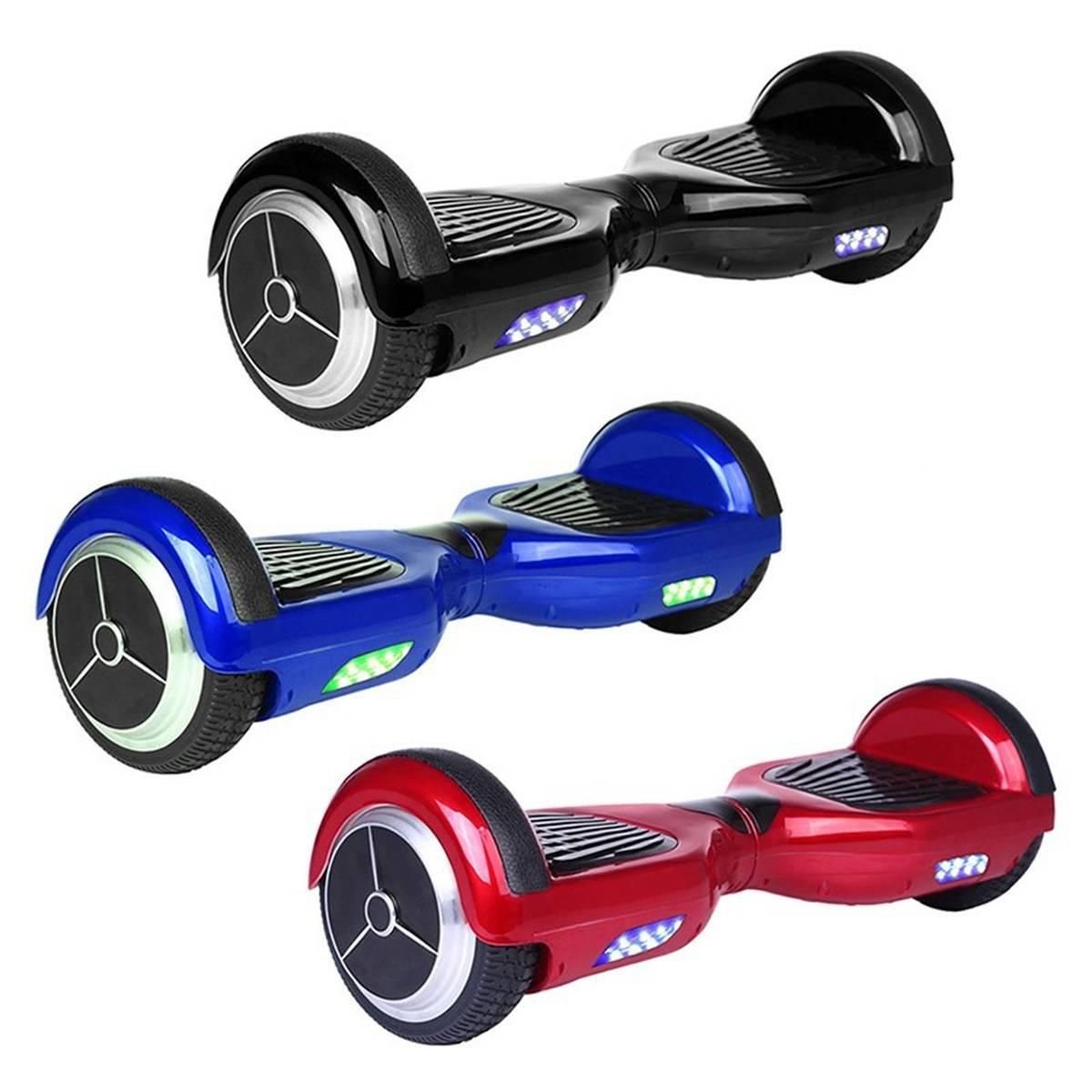 XB1 Dual Wheels Self-balancing Scooter