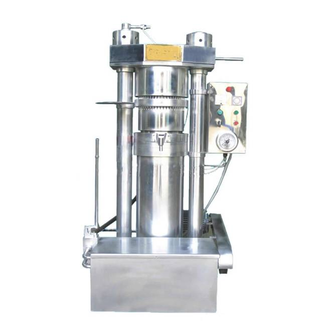 Auto Quick Hydraulic Sesame Oil Press