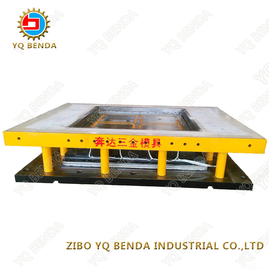 Exterior steel made good price ceramic tile mould