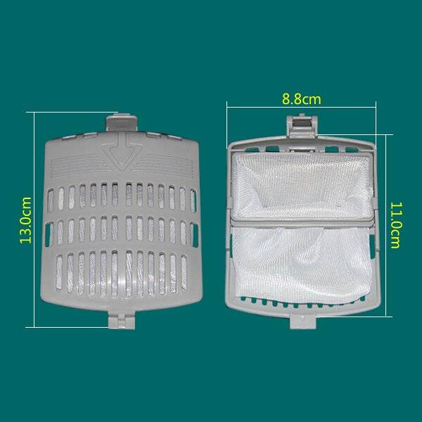 Midea/Electrolux washing machine lint filter