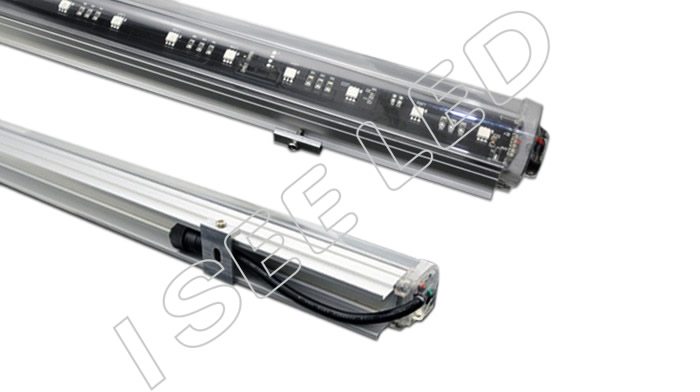 DMX RGB Linear Tube Club Lighting