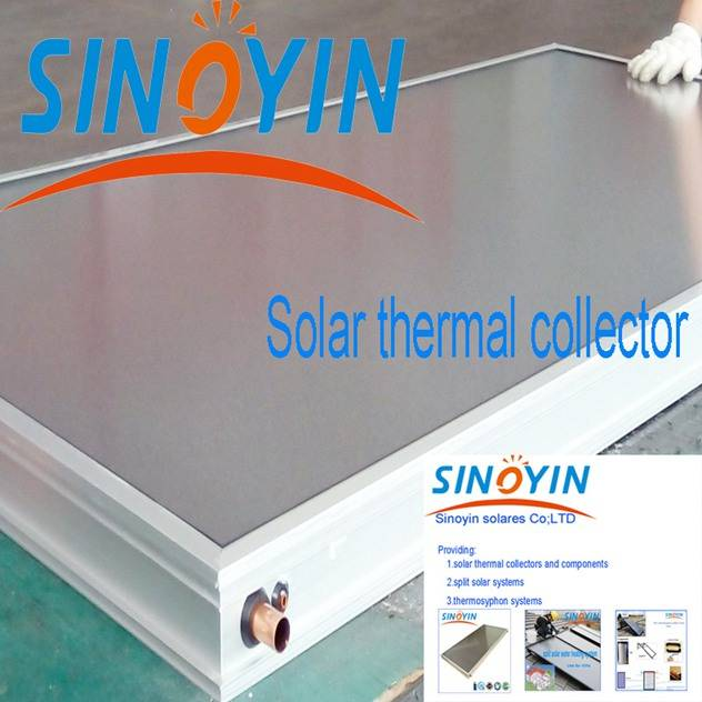 solar thermal panel of 2.15sqm