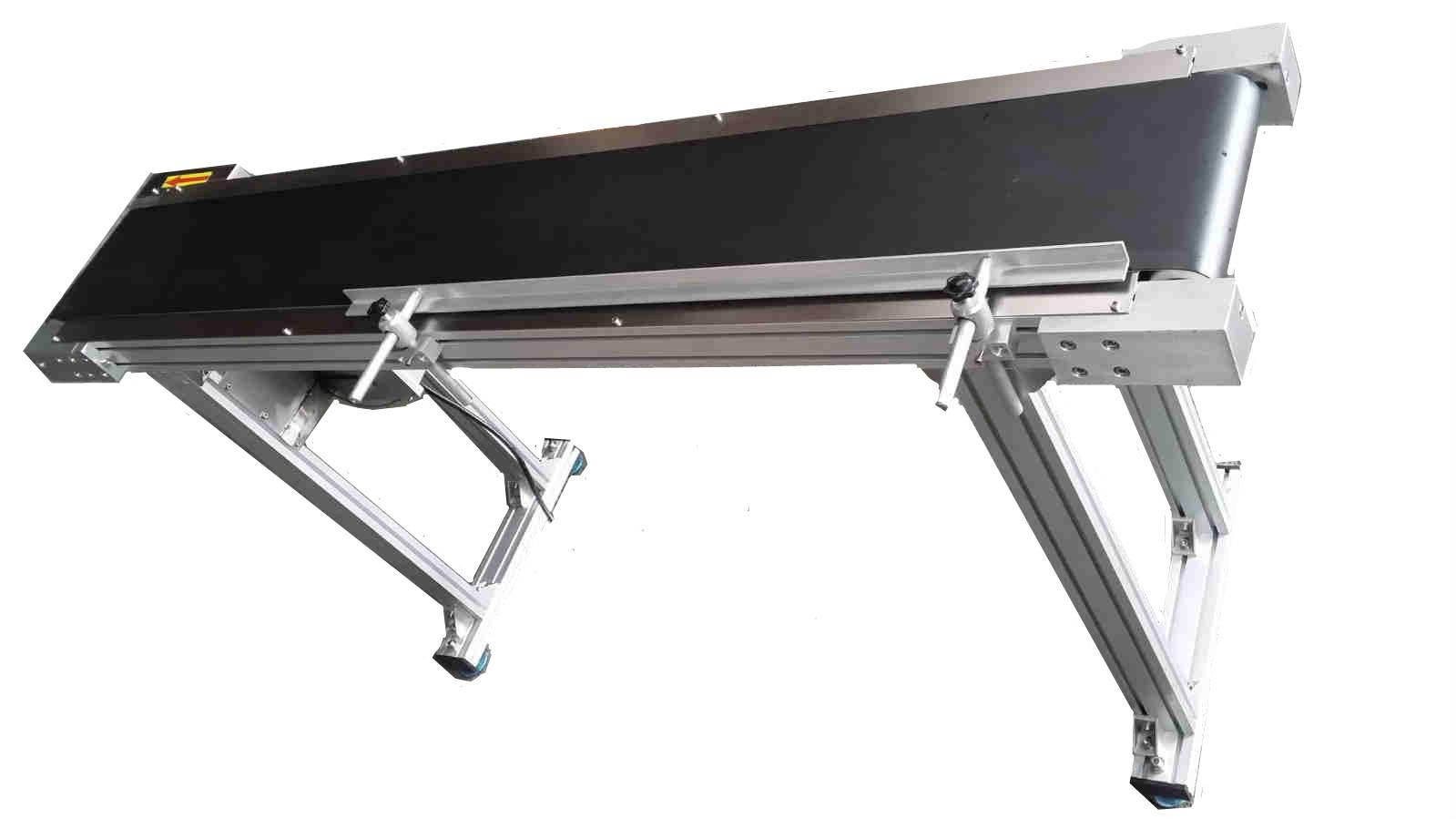 Aluminum profile belt conveyer