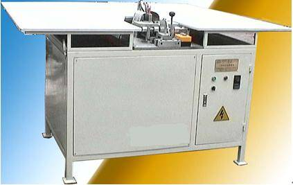 refrigeration MFT-2 door gasket welder
