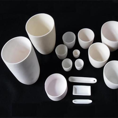 Alumina Crucible,99%/95%/99.5% Alumina Ceramic Crucible