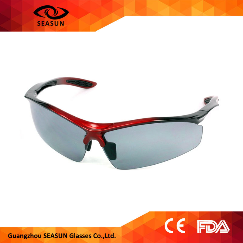 Custom Tac Polarized UV400 With Own Logo Bicycle Sunglasses Polar Glare High Vision Packaging Outdoo