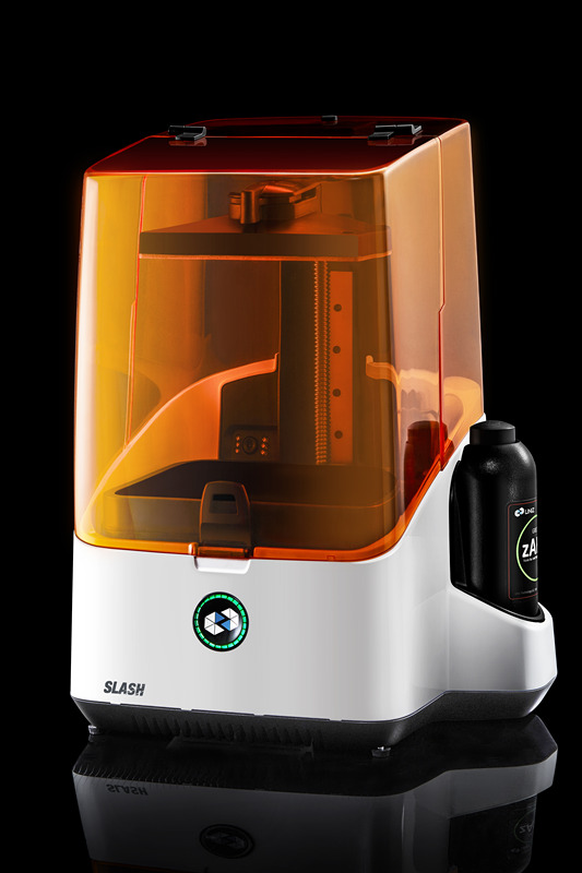 desktop SLA 3D printer