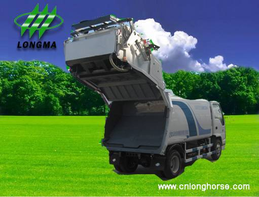 China Garbage Truck,Garbage Compactor,Refuse Compactor