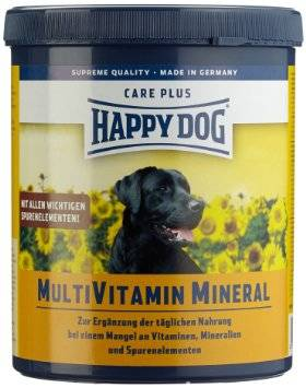Happy dog Mult-ivitamine and Multi-mineral