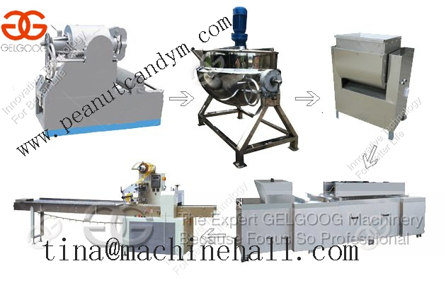 Peanut Brittle Production Line for sell
