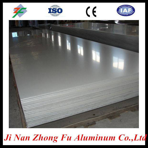 Current Aluminu Sheet Price -Aluminum Sheets for Trailer Panels