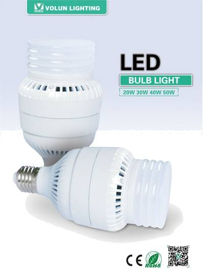 Energy Saving 20-50W Bulb Light