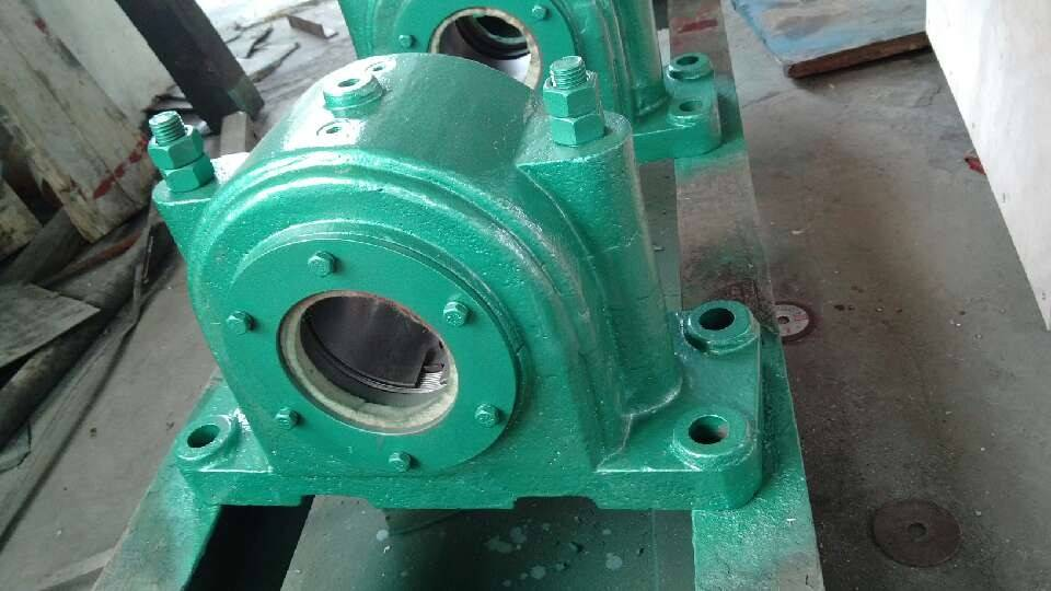 Intermediate shafting bearing