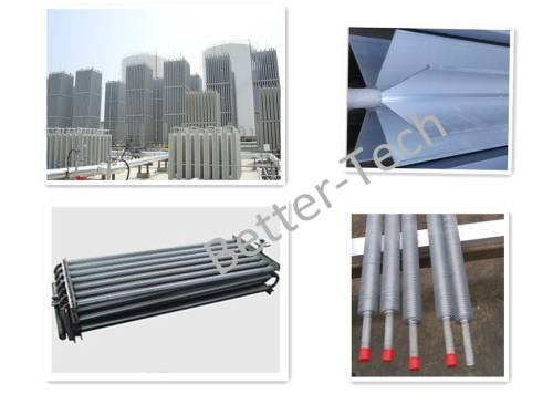 Ambient Air Vaporizer, fin tube