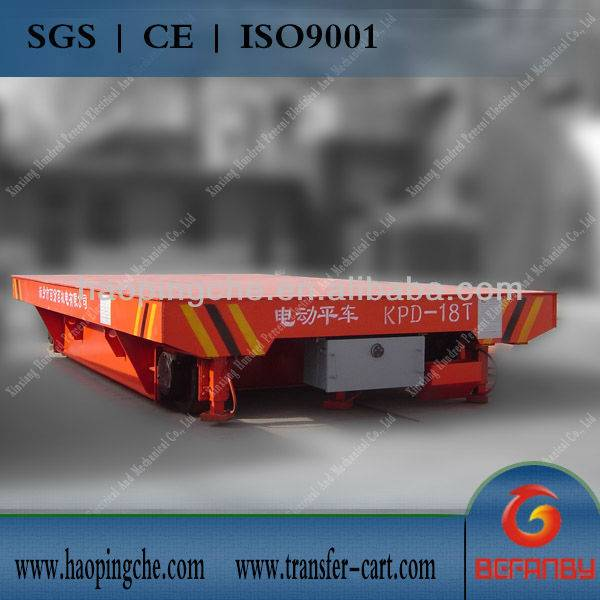 16t engine droven transfer vehicle