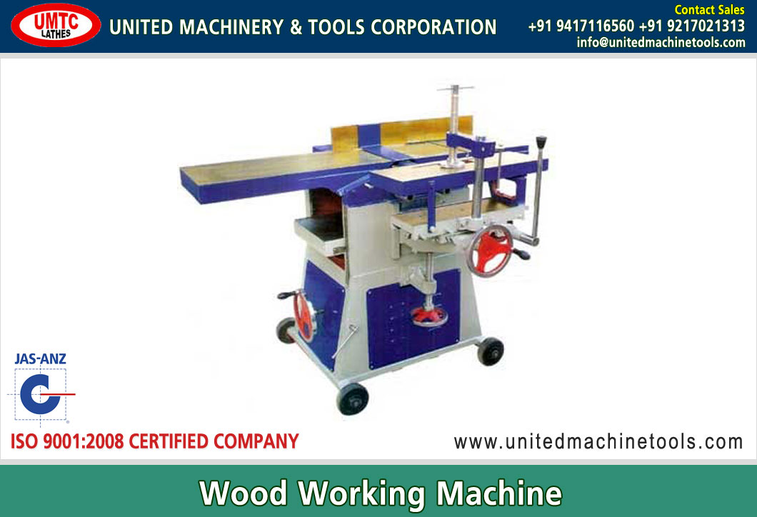 Wood Working Machine Manufacturers Exporters in India Punjab Ludhiana
