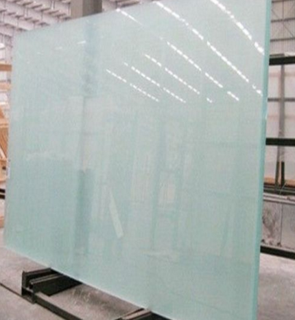 3-19mm Acid Tempered Etched Glass for The Door and Window