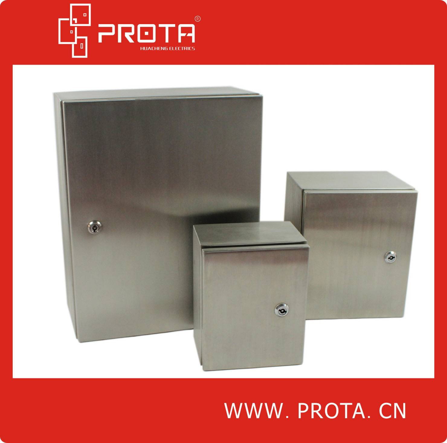 Steel Stainless Distribution Box