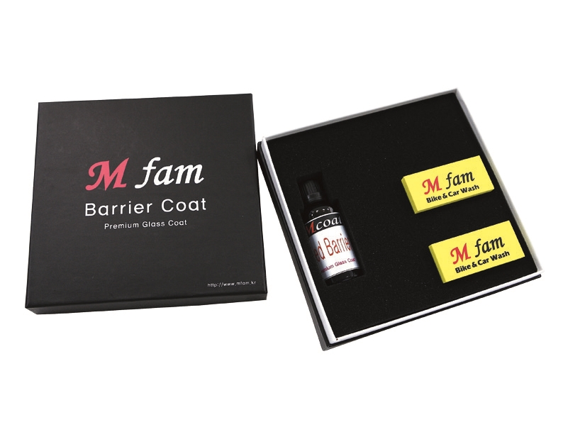 RED BARRIER Glass coating agent for Owners from Mfam
