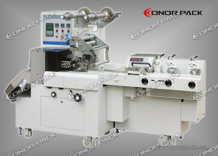 Candy Cutting and Wrapping Machine FWR-800CP