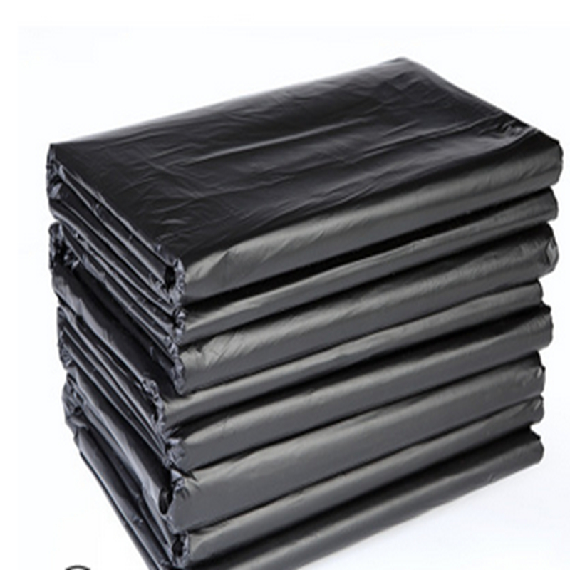 Black Heavy Duty Garbage Can Liners/Bags