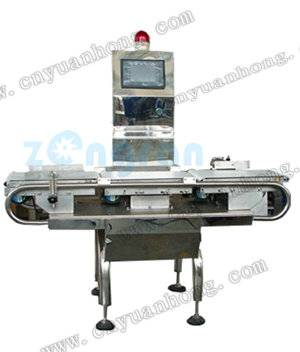 CJB2000A Weight Checking Machine For Packaging Line