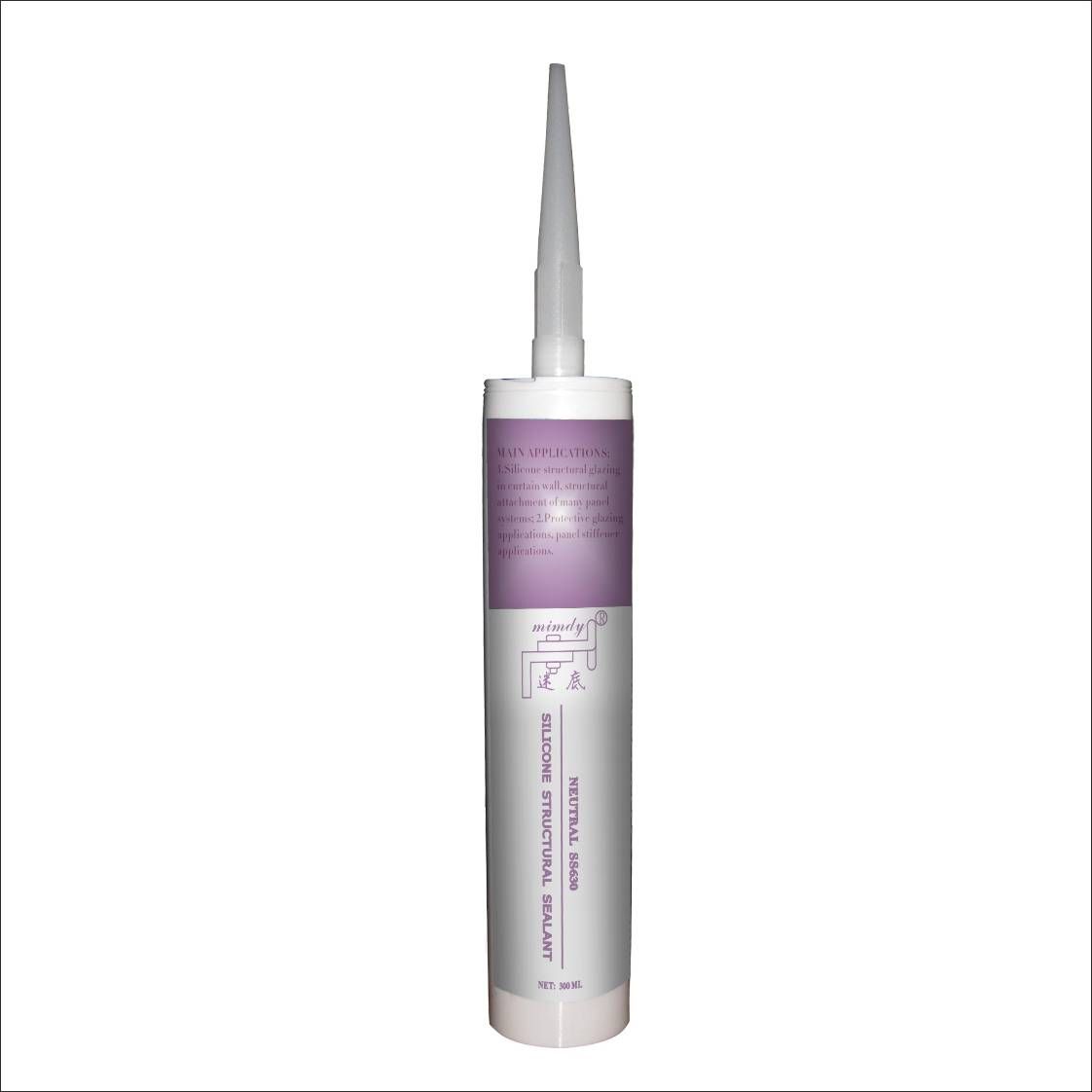 mimdy silicone structural sealant