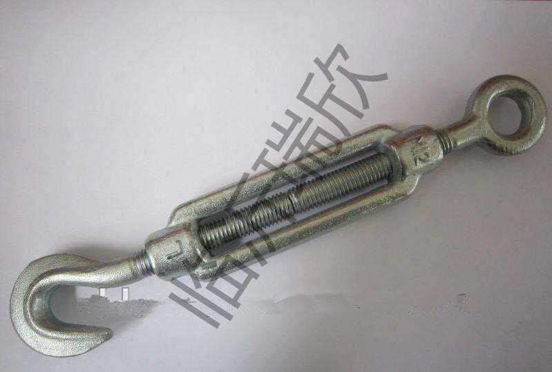 Hot sale DIN1480 galvanized turnbuckle