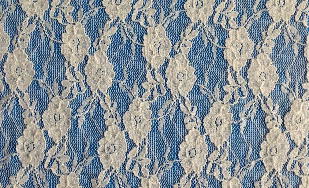 nylon stretch lace fabric