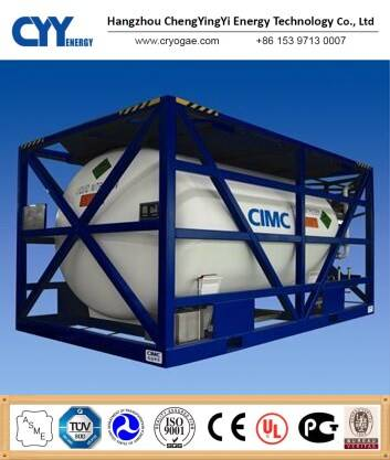 10Ft Cryogenic Offshore Container
