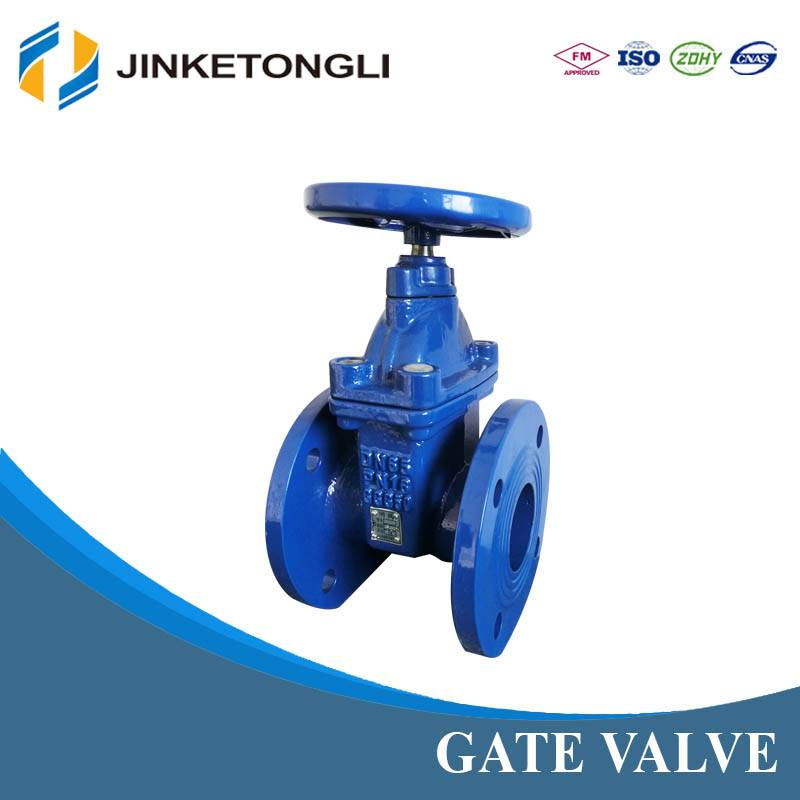 hot sale API 6D pn16 stem gate valve with prices