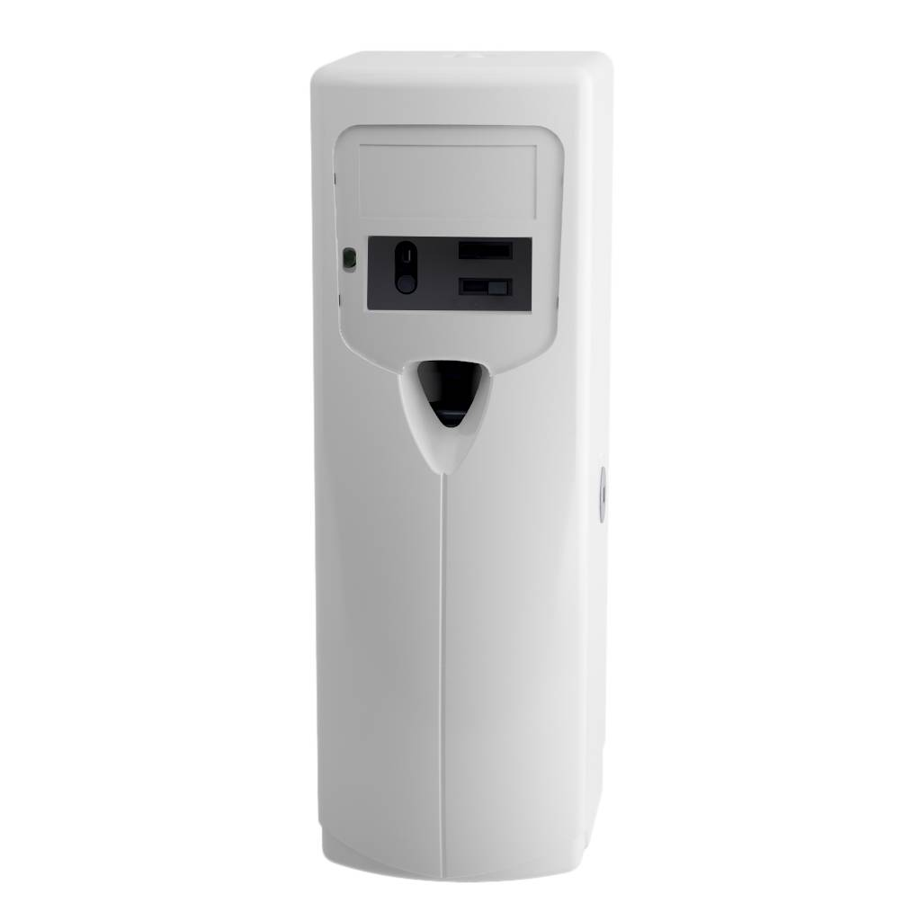 Plastic LCD Automatic Aerosol Dispenser, LCD automatic perfume dispenser